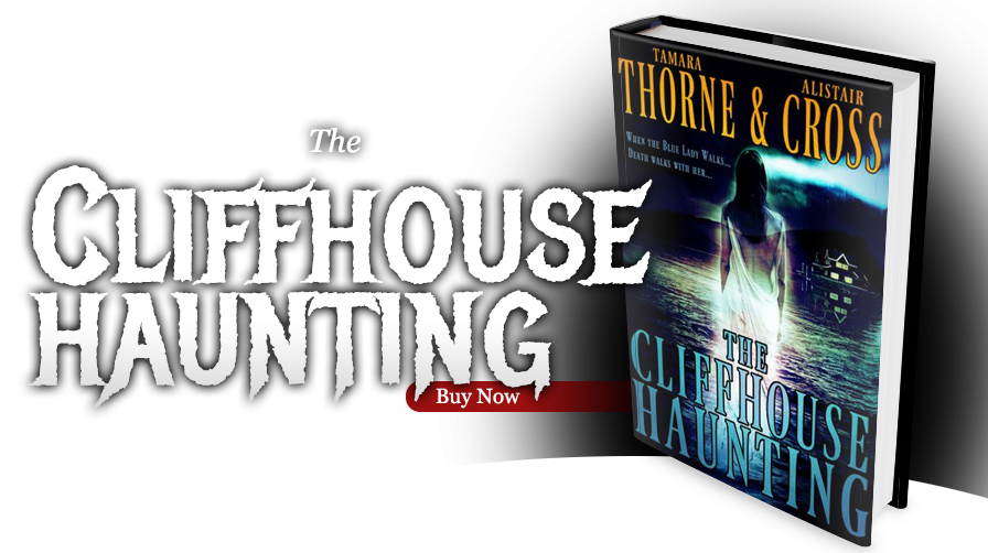 Amazon, Supernatural, Paranormal, Horror, The Cliffhouse Haunting, Books, Novels