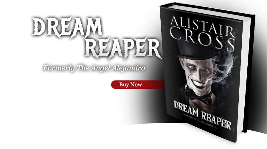 Dream Reaper, California, Halloween, angels, demons, angels and demons, horror, thriller, romance