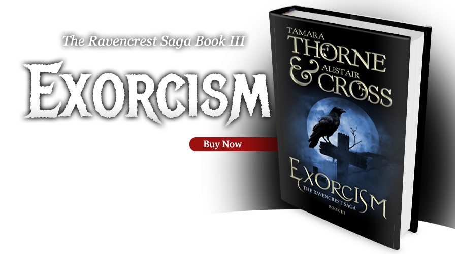 Exorcism: The Ravencrest Saga Book 3, California, Ghosts, Paranormal, Witches, Zombies, Haunting, Belinda